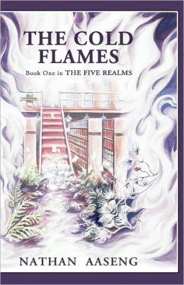 Cold Flames (Five Realms Series #1)