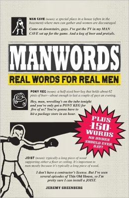 ManWords: Real Words for Real Men (PagePerfect NOOK Book)