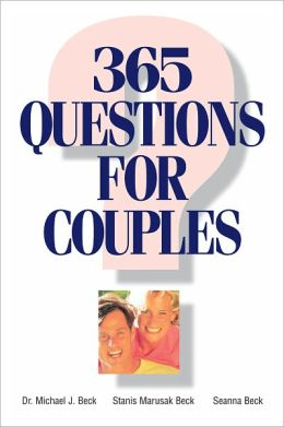 365 Questions For Couples (PagePerfect NOOK Book)