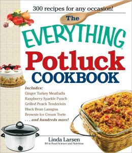 The Everything Potluck Cookbook (PagePerfect NOOK Book)