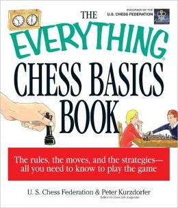 The Everything Chess Basics Book (PagePerfect NOOK Book)