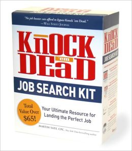 Knock 'em Dead Job Search Kit: Your Ultimate Resource for Landing the Perfect Job
