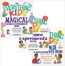 The Everything Kids' Science Experiments Bundle
