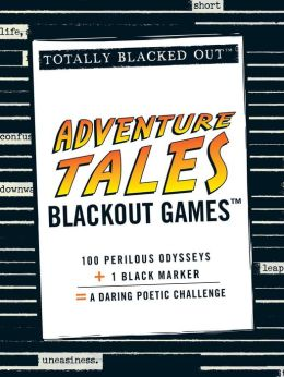 Adventure Tales Blackout Games