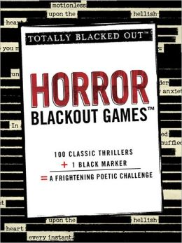 Horror Blackout Games