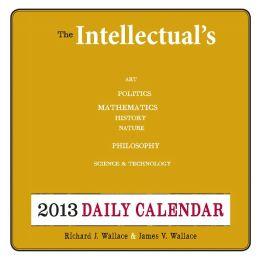 The Intellectual's Checklist 2013 Daily Calendar