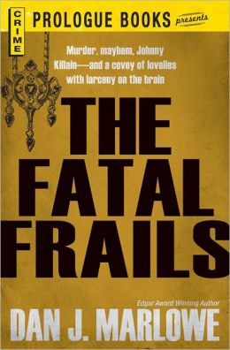 The Fatal Frails (PagePerfect NOOK Book)
