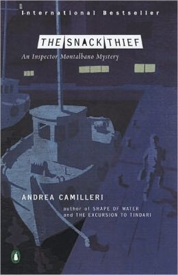 The Snack Thief (Inspector Montalbano Series #3)