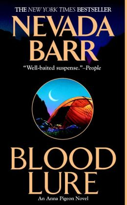 Blood Lure (Anna Pigeon Series #9)