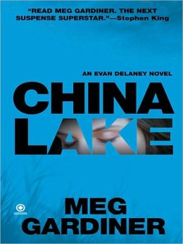 China Lake (Evan Delaney Series #1)