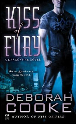 Kiss of Fury (Dragonfire Series #2)