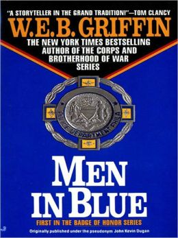 Men in Blue (Badge of Honor Series #1)