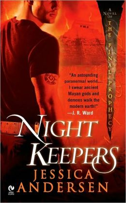 Nightkeepers (Final Prophecy Series #1)