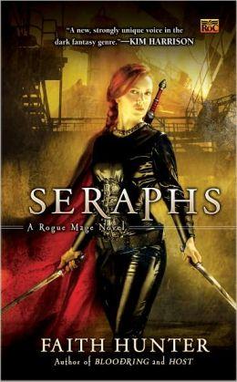 Seraphs (Rogue Mage Series #2)