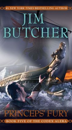 Princeps' Fury (Codex Alera Series #5)