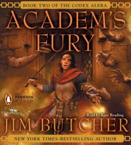 Academ's Fury (Codex Alera Series #2)