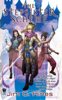The Stepsister Scheme (Princess Novels Series #1)