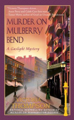 Murder on Mulberry Bend (Gaslight Mystery Series #5)