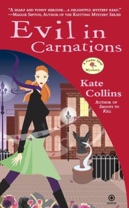 Evil in Carnations (Flower Shop Mystery Series #8)