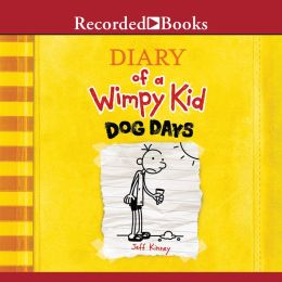 Dog Days (Diary of a Wimpy Kid Series #4)