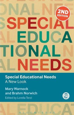 Special Educational Needs: A New Look