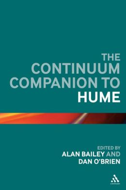 The Continuum Companion to Hume