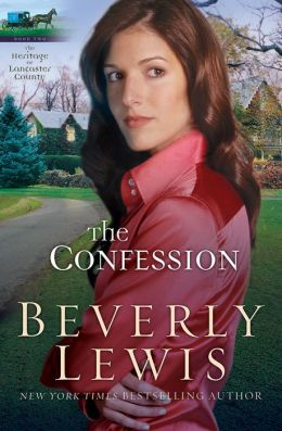 The Confession (Heritage of Lancaster County Series #2)