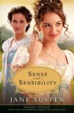 Book Cover Image. Title: Sense and Sensibility, Author: Jane Austen