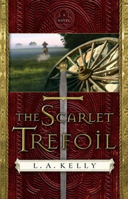 Scarlet Trefoil, The ( Book #2): A Novel