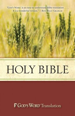 Holy Bible, GOD'S WORD Translation (GW)