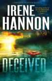 Book Cover Image. Title: Deceived (Private Justice Book #3):  A Novel, Author: Irene Hannon