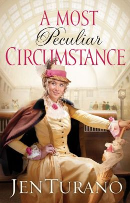 A Most Peculiar Circumstance (Ladies of Distinction Series #2)