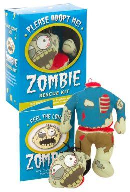 Adopt A Zombie Mini Kit
