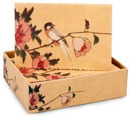 Asian Bird Note Card Set Of 14