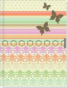 Melon Stripes Locking Journal