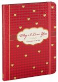 Product Image. Title: Why I Love You: A Journal of Us