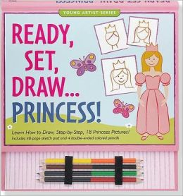 Ready, Set, Draw: Princess!