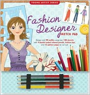 Fashion World Designer Sketch Pad (Fashion Sketch Kit)