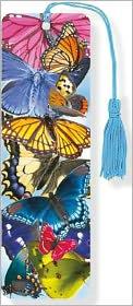 Butterflies 3-D Paper Bookmark