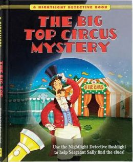 Nightlight Detective: Big Top Circus Mystery