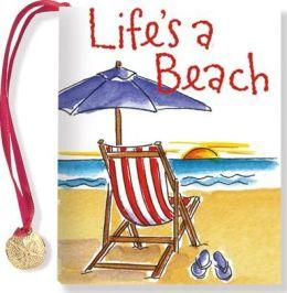 Life's a Beach Little Gift Book