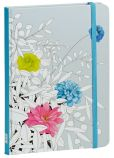 "Product Image. Title: Modern Floral Journal 5"" x 7"""