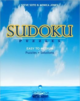 Sudoku Puzzles - Easy To Medium