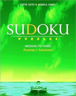Sudoku Puzzles - Medium To Hard