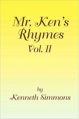 Mr. Ken's Rhymes Vol. Ii