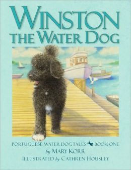 Winston The Water Dog