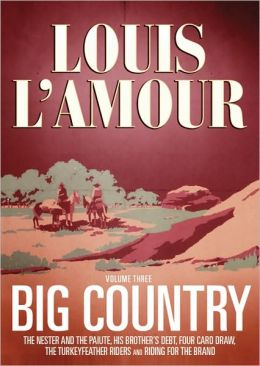 Big Country, Vol. 3: Stories of Louis L'Amour