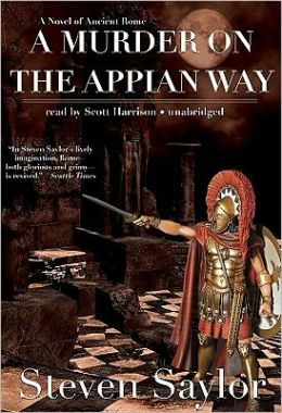 A Murder on the Appian Way (Roma Sub Rosa Series #5)