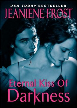 Eternal Kiss of Darkness (Night Huntress World Series #2)