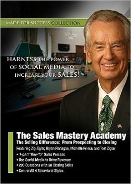 The Sales Mastery Academy:The Selling Difference - From Prospecting to Closing